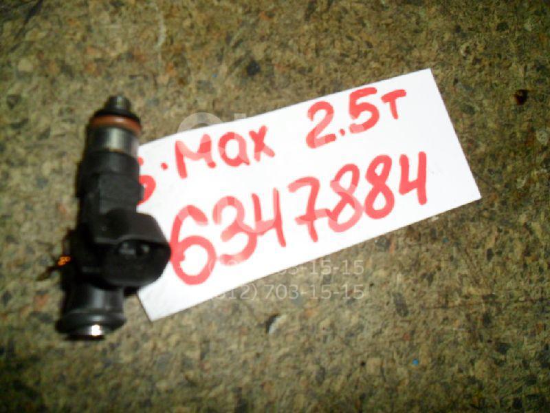 Форсунка инжекторная электрическая для Volvo S-MAX 2006>;V50 2004-2012;S80 2006>;V70 2007-2013 - Фото №1
