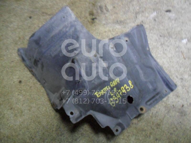 Пыльник двигателя нижний левый для Toyota RAV 4 2000-2005 - Фото №1