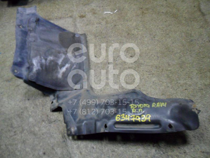 Пыльник двигателя нижний правый для Toyota RAV 4 2000-2005 - Фото №1
