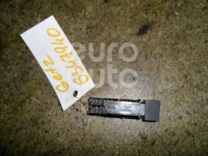 Кнопка кондиционера для Hyundai Getz 2002-2010 - Фото №1