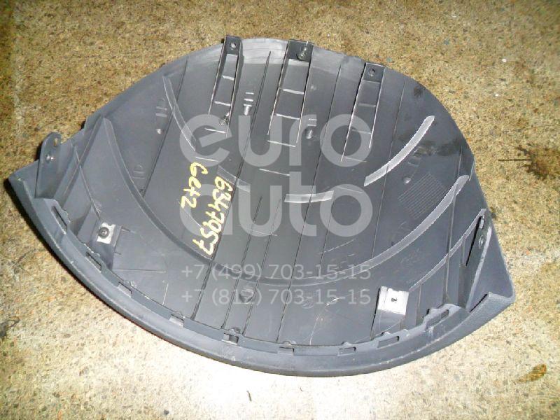 Накладка декоративная для Hyundai Getz 2002-2010 - Фото №1