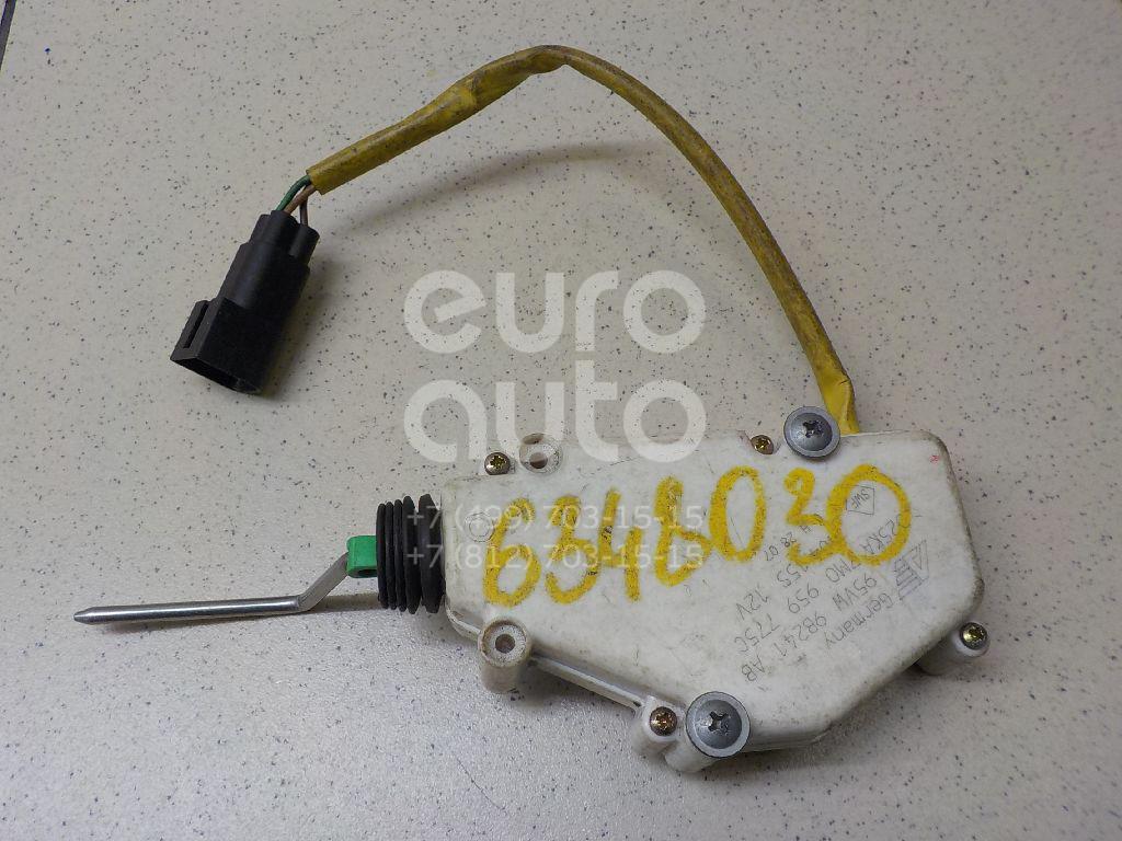Активатор замка крышки бензобака для VW,Seat,Ford Sharan 2000-2006;Sharan 1995-1999;Alhambra 1996-2001;Galaxy 1995-2006 - Фото №1