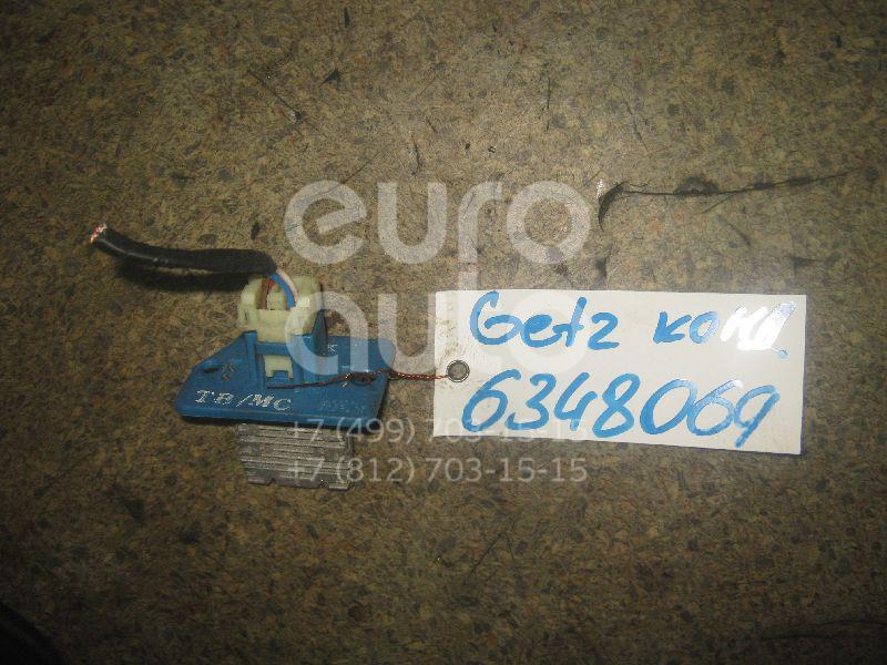 Резистор отопителя для Hyundai Getz 2002-2010 - Фото №1