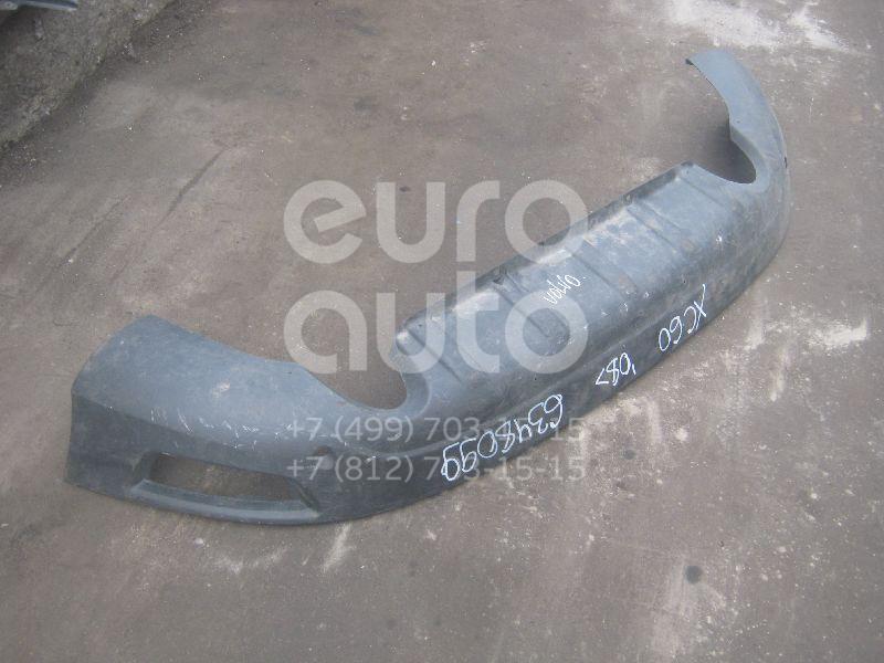 Юбка задняя для Volvo XC60 2008> - Фото №1