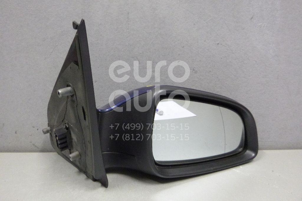 Зеркало правое электрическое для Opel Astra H / Family 2004-2015 - Фото №1