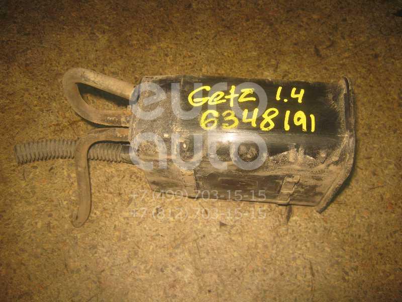 Абсорбер (фильтр угольный) для Hyundai Getz 2002-2010 - Фото №1