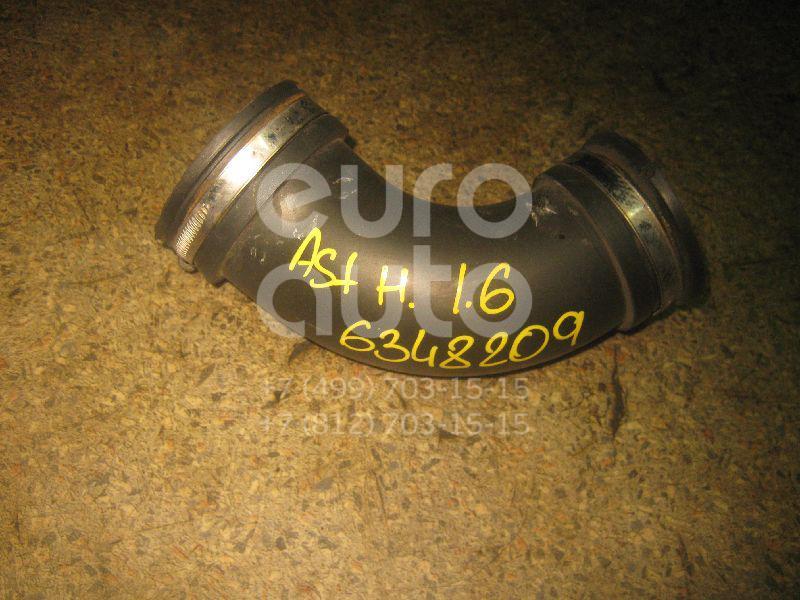 Воздуховод для Opel Astra H / Family 2004-2015;Astra G 1998-2005;Zafira (F75) 1999-2005;Zafira B 2005-2012 - Фото №1