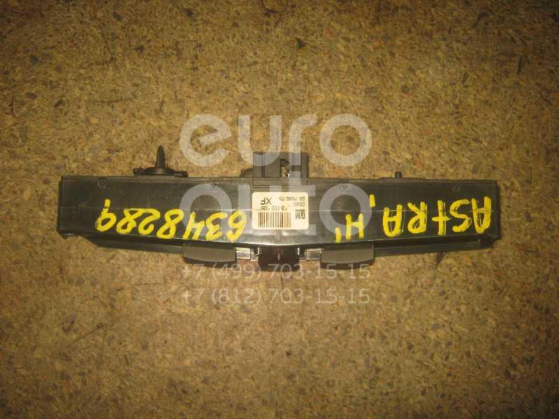 Блок кнопок для Opel Astra H / Family 2004-2015;Zafira B 2005-2012 - Фото №1