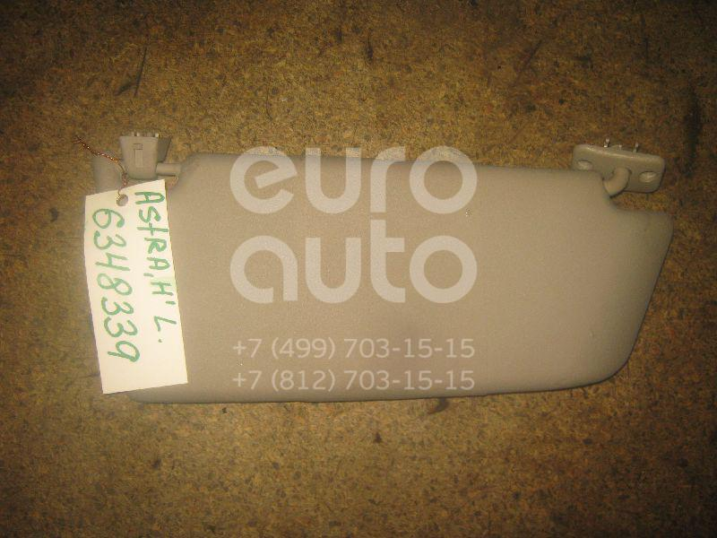 Козырек солнцезащитный (внутри) для Opel Astra H / Family 2004> - Фото №1