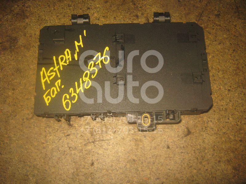 Блок предохранителей для Opel Astra H / Family 2004-2015 - Фото №1
