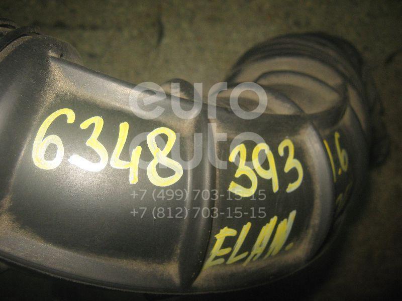 Патрубок воздушного фильтра для Hyundai,Kia Elantra 2006-2011;Ceed 2007- 2012;i30 2007-2012 - Фото №1