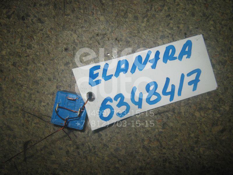 Реле для Hyundai,Kia Elantra 2006-2011;Getz 2002-2010;Elantra 2000-2005;Matrix 2001-2010;Terracan 2001-2007;Santa Fe (SM)/ Santa Fe Classic 2000-2012;Soul 2009-2014 - Фото №1