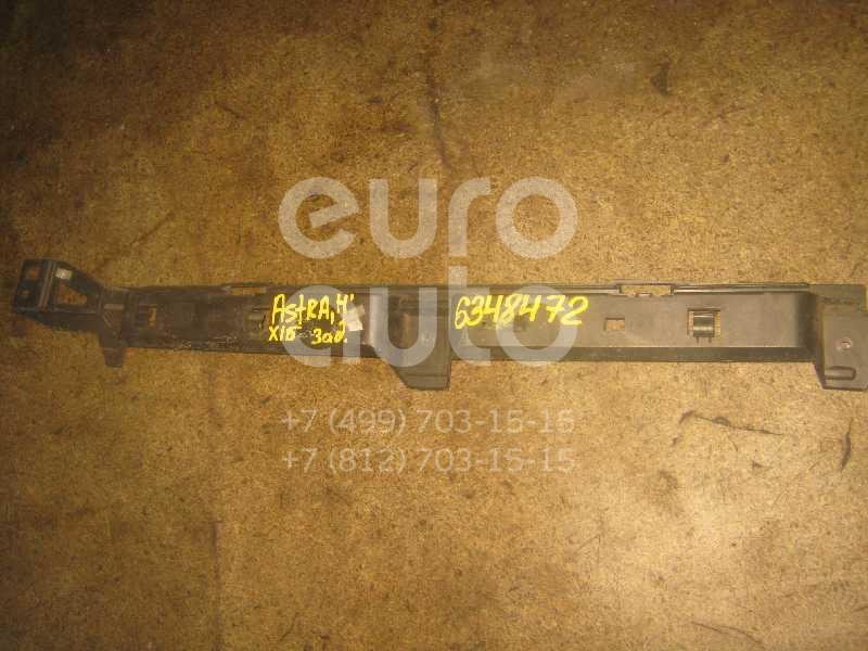 Направляющая заднего бампера для Opel Astra H / Family 2004-2015 - Фото №1