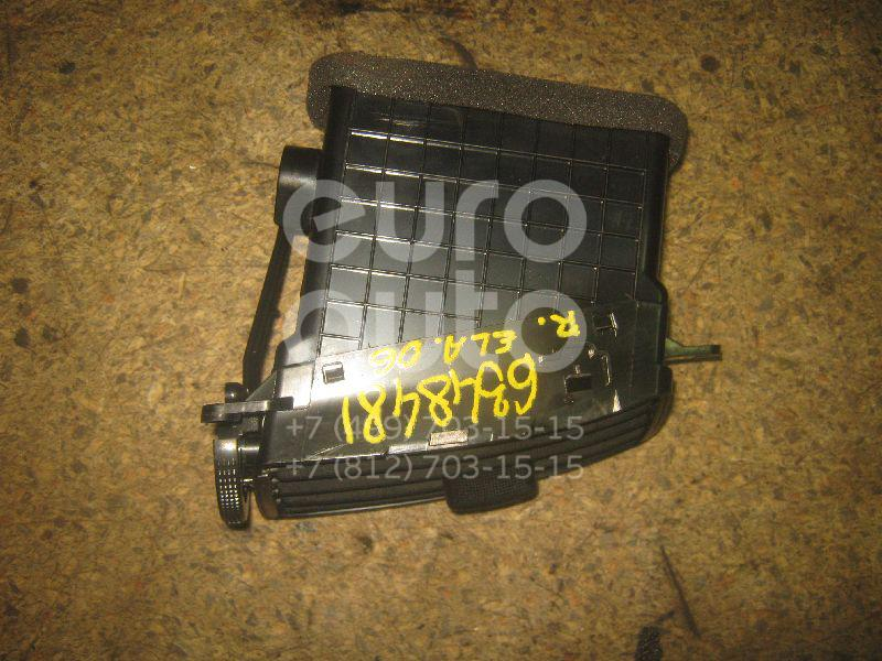 Дефлектор воздушный для Hyundai Elantra 2006-2011 - Фото №1