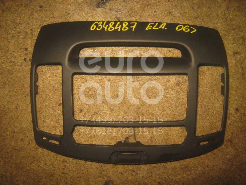 Накладка декоративная для Hyundai Elantra 2006-2011 - Фото №1