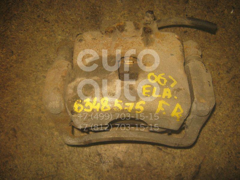 Суппорт передний правый для Hyundai Elantra 2006-2011 - Фото №1