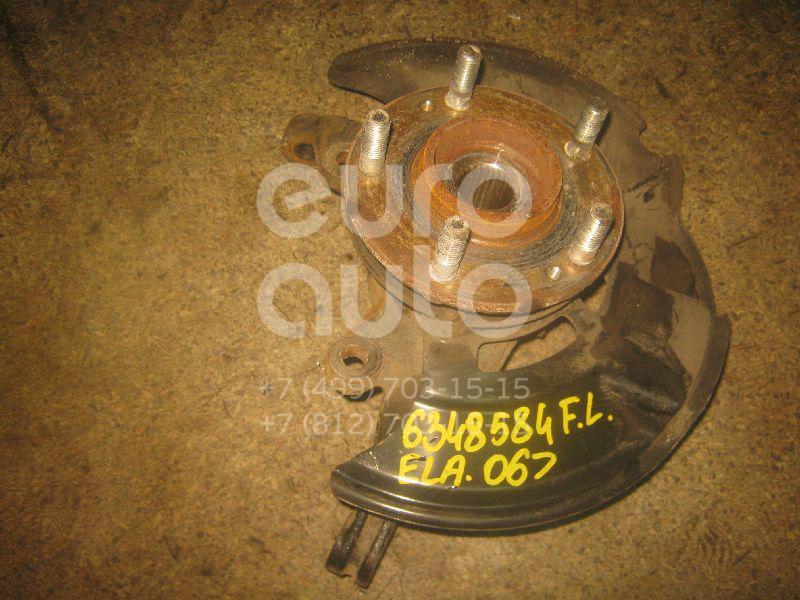 Кулак поворотный передний левый для Hyundai Elantra 2006-2011;i30 2007-2012 - Фото №1
