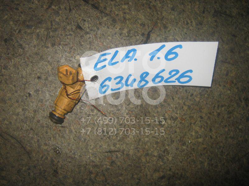 Форсунка инжекторная электрическая для Hyundai,Kia Elantra 2006-2011;Cerato 2004-2008;Ceed 2007-2012;i30 2007-2012;Soul 2009-2014;i20 2008-2014;Cerato 2009-2013;Carens 2006-2012;Solaris/Accent IV 2010>;Venga 2010> - Фото №1