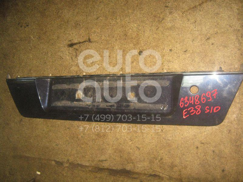 Накладка крышки багажника для BMW 7-серия E38 1994-2001 - Фото №1