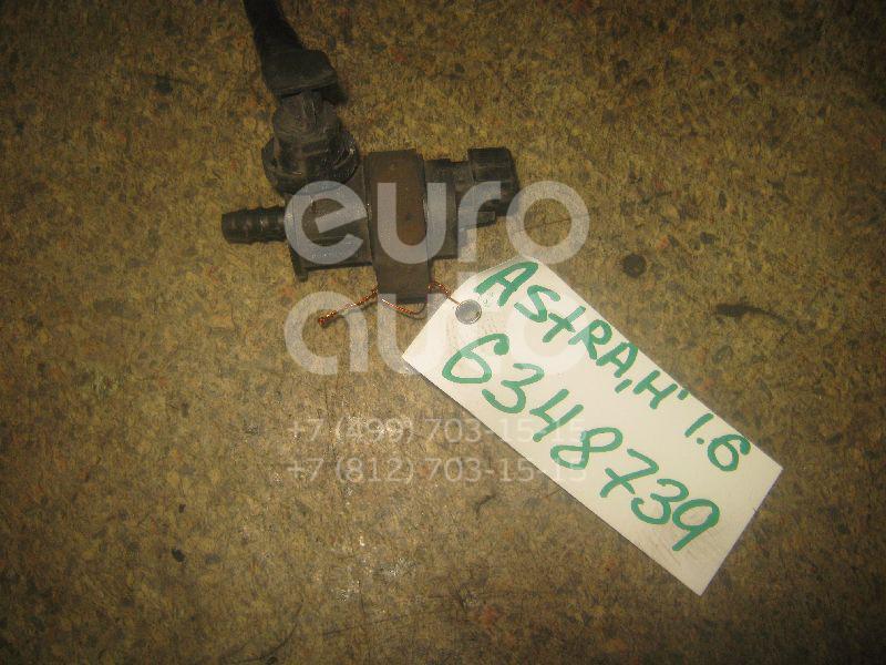 Клапан электромагнитный для Opel Astra H / Family 2004-2015;Astra G 1998-2005;Meriva 2003-2010;Zafira A (F75) 1999-2005;Vectra C 2002-2008;Zafira B 2005-2012;Insignia 2008>;Astra J 2010> - Фото №1