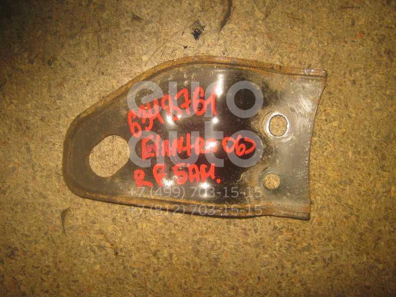 Кронштейн переднего бампера правый для Hyundai Elantra 2006-2011 - Фото №1