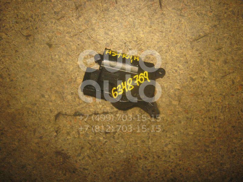 Моторчик заслонки отопителя для Opel Astra H / Family 2004-2015 - Фото №1