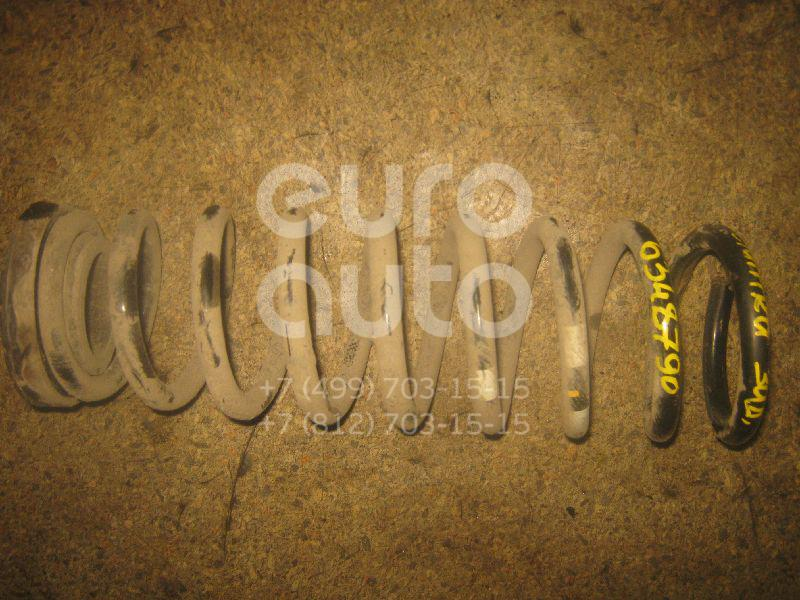 Пружина задняя для Hyundai Elantra 2006-2011 - Фото №1