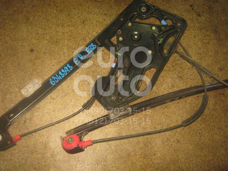 Стеклоподъемник электр. передний правый для BMW 7-серия E38 1994-2001 - Фото №1