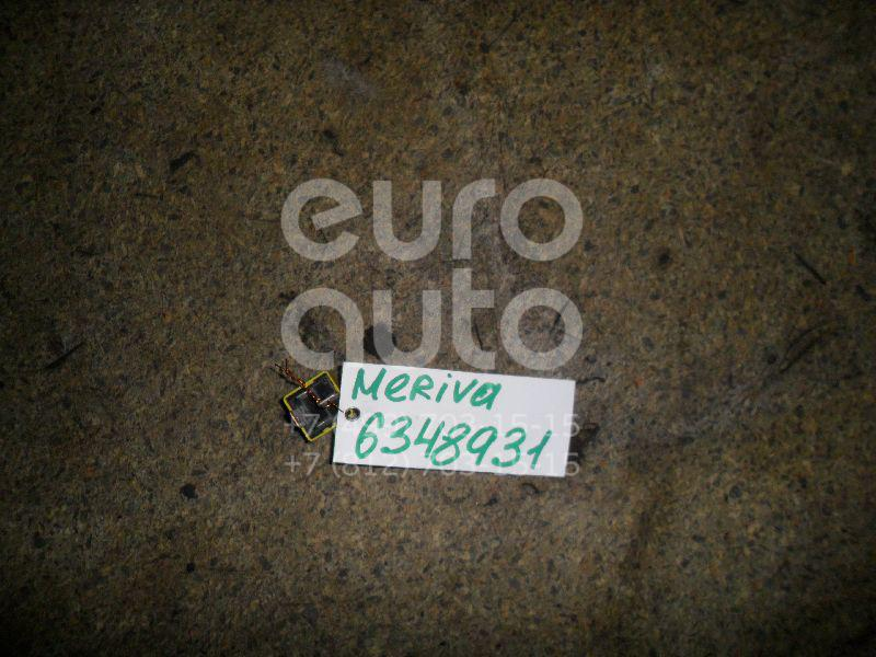 Реле свечей накала для Opel Meriva 2003-2010;Astra G 1998-2005;Vectra B 1995-1999;Astra H / Family 2004-2015;Corsa C 2000-2006;Vectra B 1999-2002;Vectra C 2002-2008 - Фото №1