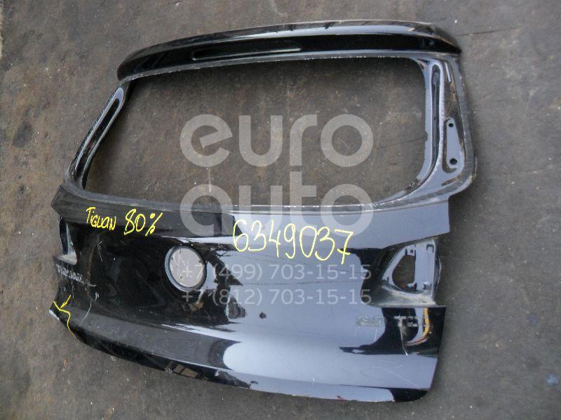 Дверь багажника для VW Tiguan 2007-2011;Tiguan 2011> - Фото №1