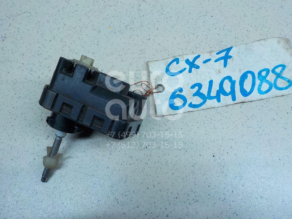 Моторчик корректора фары для Mazda CX 7 2007-2012 - Фото №1