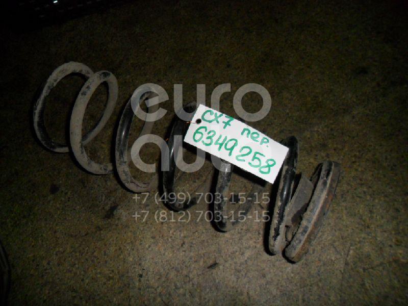 Пружина передняя для Mazda CX 7 2007-2012 - Фото №1