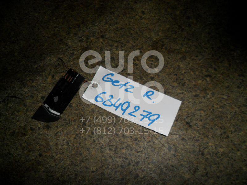 Кнопка обогрева сидений для Hyundai Getz 2002-2010 - Фото №1