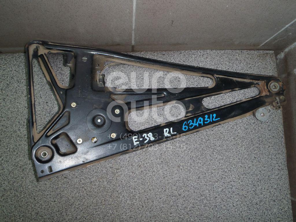 Стеклоподъемник электр. задний левый для BMW 7-серия E38 1994-2001 - Фото №1