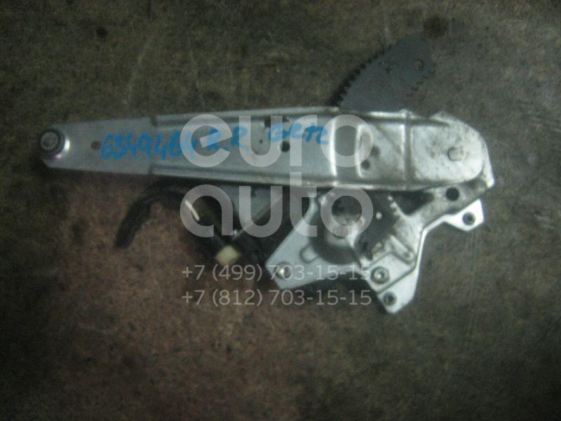 Стеклоподъемник электр. задний правый для Hyundai Getz 2002-2010 - Фото №1