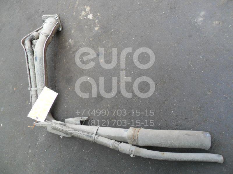 Горловина топливного бака для Hyundai Getz 2002-2010 - Фото №1