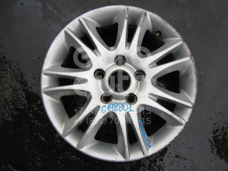 Диски колесные легкосплавные (к-кт) для Opel Astra G 1998-2005 - Фото №1
