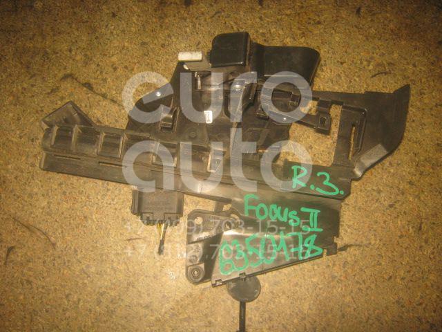 Замок двери задней правой для Ford Focus II 2005-2008;Focus II 2008-2011 - Фото №1