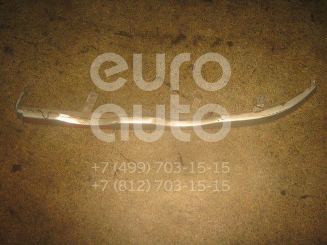 Планка под фару левая для BMW 3-серия E46 1998-2005 - Фото №1