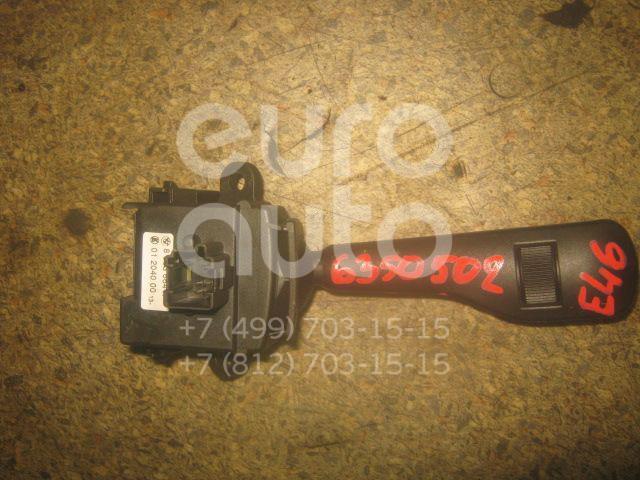 Переключатель стеклоочистителей для BMW 3-серия E46 1998-2005;5-серия E39 1995-2003;7-серия E38 1994-2001;Z4 E85/E86 2002-2008 - Фото №1