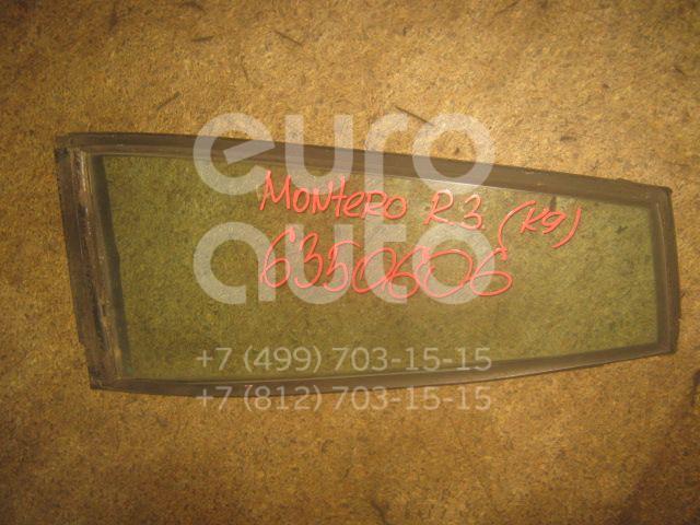 Стекло двери задней правой (форточка) для Mitsubishi Pajero/Montero Sport (K9) 1997-2008 - Фото №1