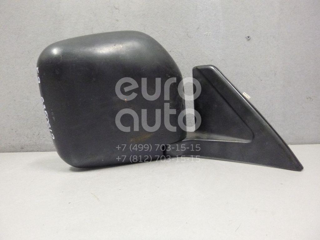 Зеркало правое электрическое для Mitsubishi Pajero/Montero Sport (K9) 1997-2008 - Фото №1