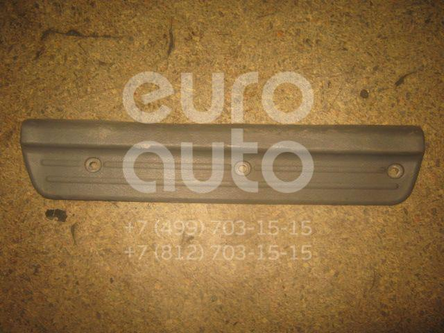 Накладка порога (внутренняя) для Mitsubishi Pajero/Montero Sport (K9) 1998-2008 - Фото №1