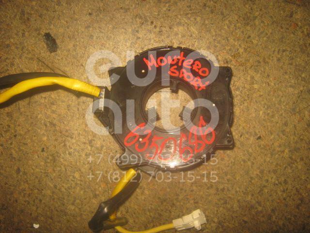 Механизм подрулевой для SRS (ленточный) для Mitsubishi Pajero/Montero Sport (K9) 1997-2008 - Фото №1