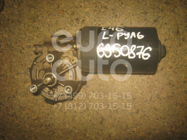 Моторчик стеклоочистителя передний для BMW 3-серия E46 1998-2005 - Фото №1