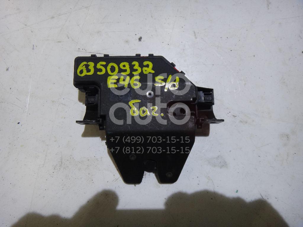 Замок багажника для BMW 3-серия E46 1998-2005;1-серия E87/E81 2004-2011;3-серия E90/E91 2005-2012;5-серия E60/E61 2003-2009;6-серия E63 2004-2009;6-серия E64 2004-2009;3-серия E92/E93 2006-2012;1-серия E82/E88 2007-2013 - Фото №1