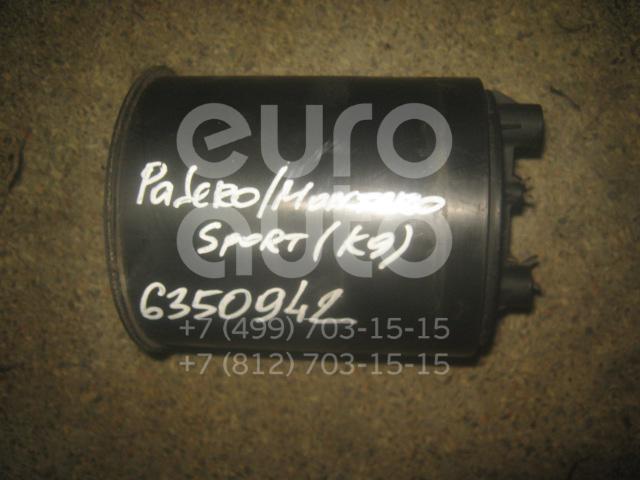 Абсорбер (фильтр угольный) для Mitsubishi Pajero/Montero Sport (K9) 1997-2008;L200 (K6,K7) 1996-2006 - Фото №1