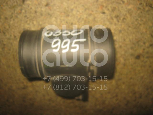 Расходомер воздуха (массметр) для Opel Astra H / Family 2004>;Astra G 1998-2005;Zafira (F75) 1999-2005;Zafira B 2005-2012 - Фото №1