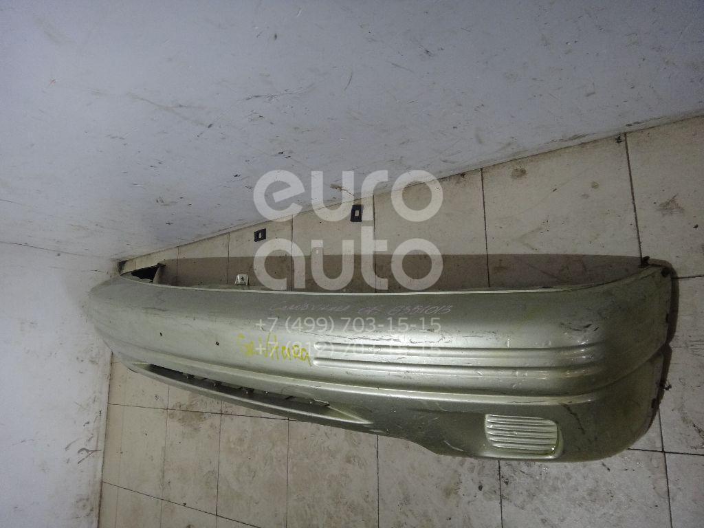 Бампер передний для Suzuki Grand Vitara 1998-2005 - Фото №1