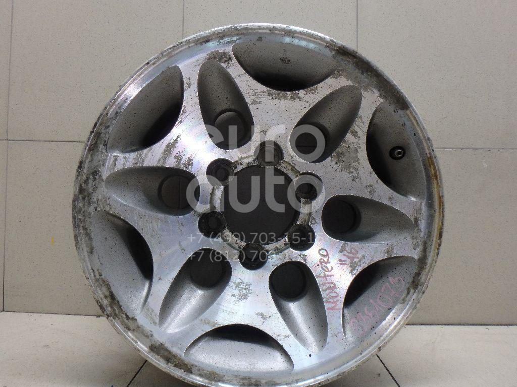 Диск колесный легкосплавный для Mitsubishi Pajero/Montero Sport (K9) 1997-2008 - Фото №1